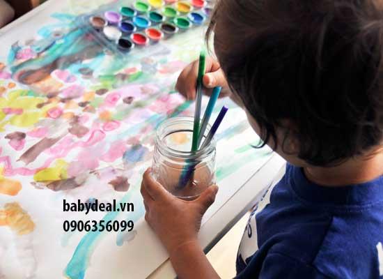 Màu Nước Crayola cho bé, shop mẹ và bé, giá rẻ tại tp hcm