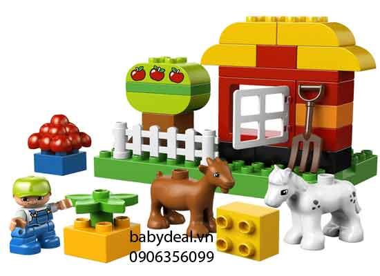 Đồ Chơi Lego Duplo – Khu Vườn Đầu Tiên Của Bé