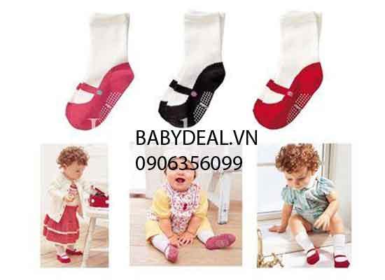 Vớ Hình Đôi Giày Cho Bé - Set 3 Đôi cho bé, shop mẹ và bé, giá rẻ tại tp hcm