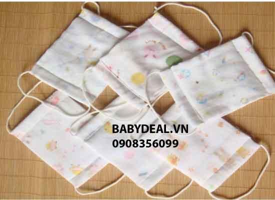 Khẩu Trang Cho Bé - Set 3 Cái cho bé, shop mẹ và bé, giá rẻ tại tp hcm