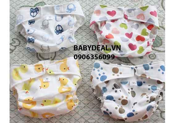 Tã Vải Chống Thấm - Set 2 Cái cho bé, shop mẹ và bé, giá rẻ tại tp hcm