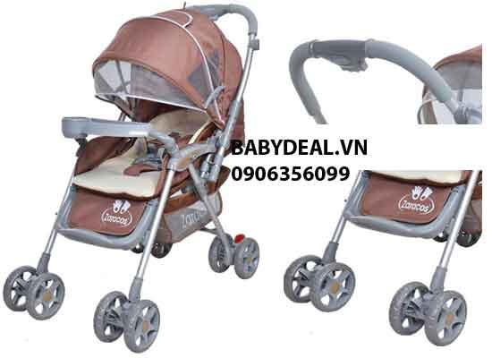 Xe Đẩy Zaracos C958 cho bé, shop mẹ và bé, giá rẻ tại tp hcm