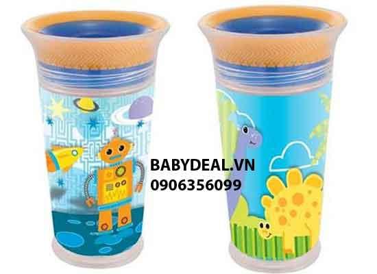 Ly Uống Nước 360 Độ Giữ Nhiệt cho bé, shop mẹ và bé, giá rẻ tại tp hcm