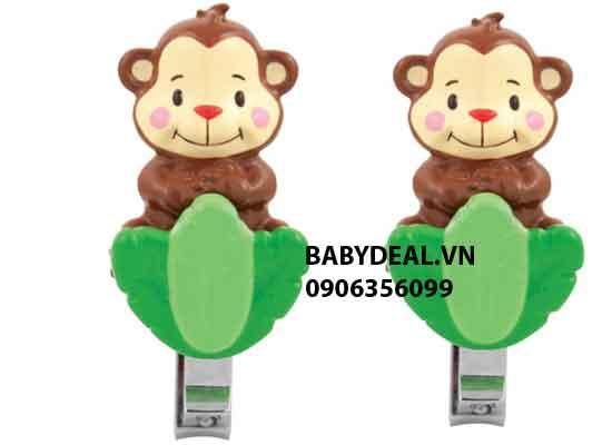 Bấm Móng Sassy Hình Con Khỉ cho bé, shop mẹ và bé, giá rẻ tại tp hcm