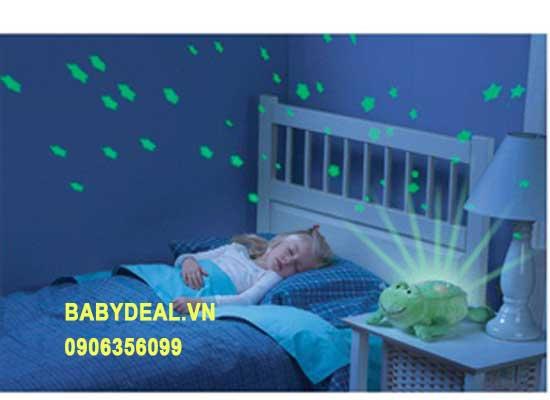 Ếch Chiếu Sao Ru Ngủ Summer cho bé, shop mẹ và bé, giá rẻ tại tp hcm