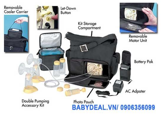 Máy Hút Sữa Medela Pump In Style Advance - Hàng xách tay cho bé, shop mẹ và bé, giá rẻ tại tp hcm