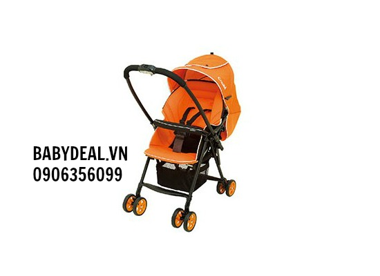 Xe Đẩy Bé Combi WellComfort cho bé, shop mẹ và bé, giá rẻ tại tp hcm