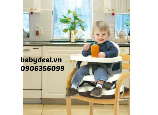 Ghế ăn điều chỉnh độ cao Mastela cho bé, shop mẹ và bé, giá rẻ tại tp hcm
