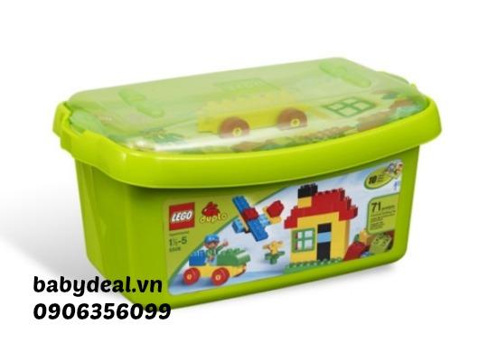 LEGO DUPLO Thùng Gạch Lớn  5506