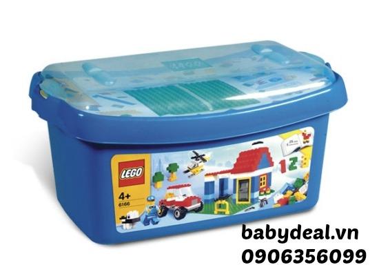 LEGO Thùng gạch lớn Lego Bricks & More 6166