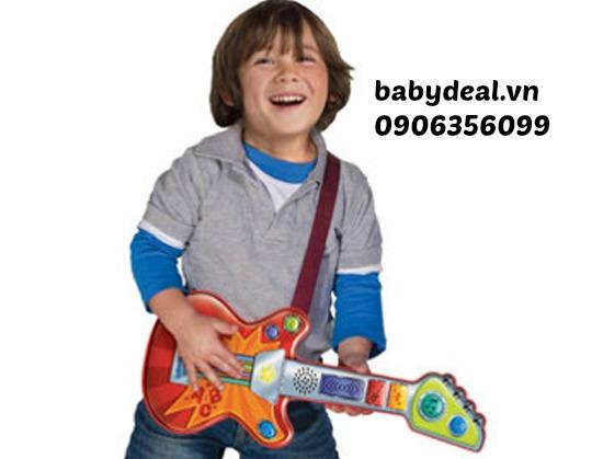 Guitar Điện LeapFrog cho bé, shop mẹ và bé, giá rẻ tại tp hcm