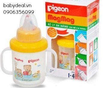 Bộ ly đa năng Mag Mag cho bé, shop mẹ và bé, giá rẻ tại tp hcm