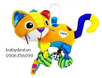 Chú mèo dễ thương Lamze cho bé, shop mẹ và bé, giá rẻ tại tp hcm