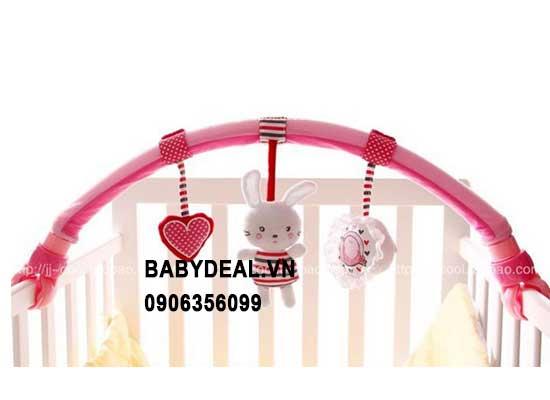 Treo Cũi, Xe Đẩy Bunny cho bé, shop mẹ và bé, giá rẻ tại tp hcm