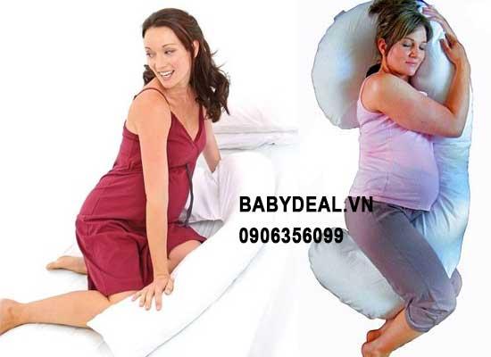 Gối Ôm Cho Bà Bấu Dreamginii 2 trong 1 cho bé, shop mẹ và bé, giá rẻ tại tp hcm