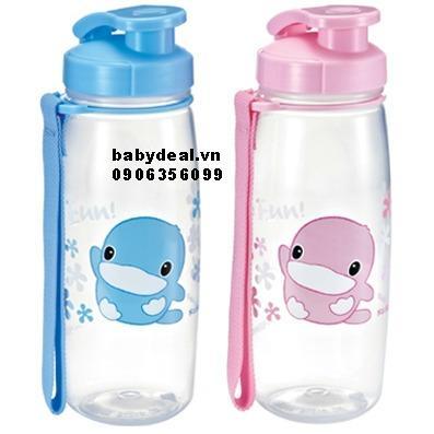 Bình đựng nước cho bé Kuku Ku5459 cho bé, shop mẹ và bé, giá rẻ tại tp hcm