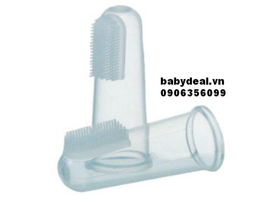 Rơ lưỡi silicone Kuku KU5313 cho bé, shop mẹ và bé, giá rẻ tại tp hcm