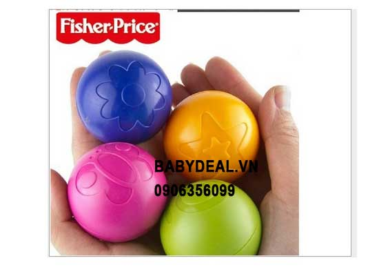 Banh Lục Lạc Fisher Price.