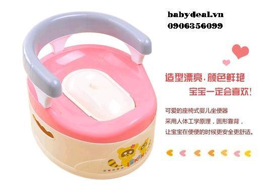 Bô vệ sinh em bé cho bé, shop mẹ và bé, giá rẻ tại tp hcm
