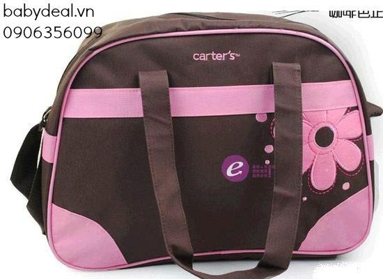 Túi Đựng Đồ Mẹ và Bé Carter's
