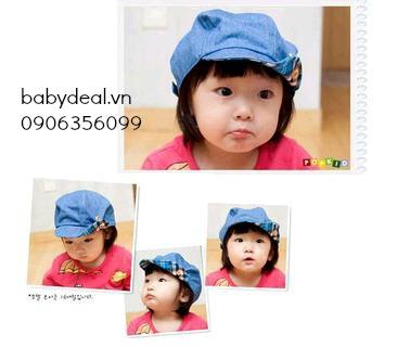 Nón Hàn Quốc cho bé cho bé, shop mẹ và bé, giá rẻ tại tp hcm
