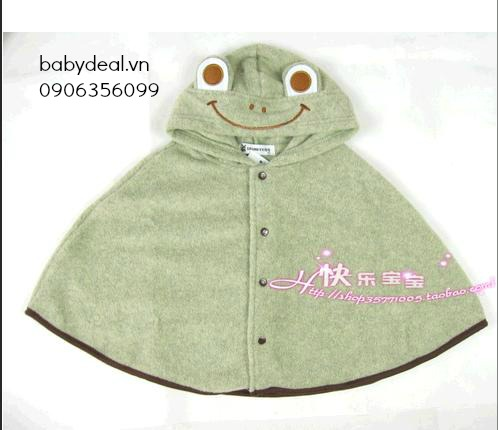 Áo Choàng Ngộ Nghĩnh cho bé, shop mẹ và bé, giá rẻ tại tp hcm