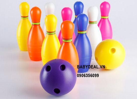Bowling Nhựa Cho Bé - Thái Lan cho bé, shop mẹ và bé, giá rẻ tại tp hcm