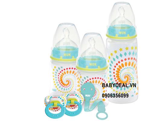 Bình Sữa Nuk - Gift Set cho bé, shop mẹ và bé, giá rẻ tại tp hcm