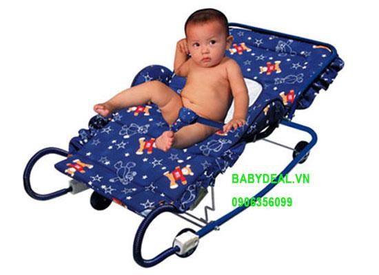 Ghế Nhún Ăn Bột Autory XAB 01 cho bé, shop mẹ và bé, giá rẻ tại tp hcm
