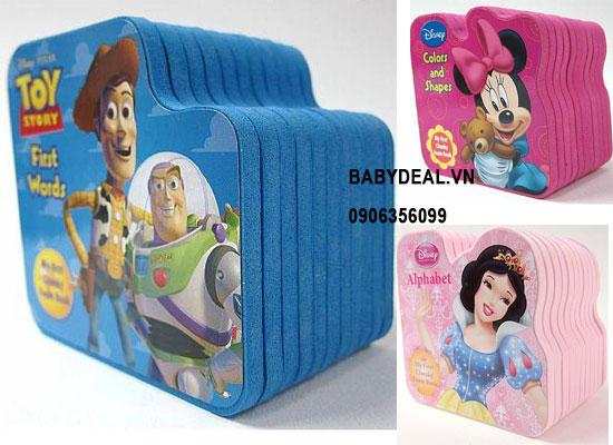 Sách Xốp Disney cho bé, shop mẹ và bé, giá rẻ tại tp hcm