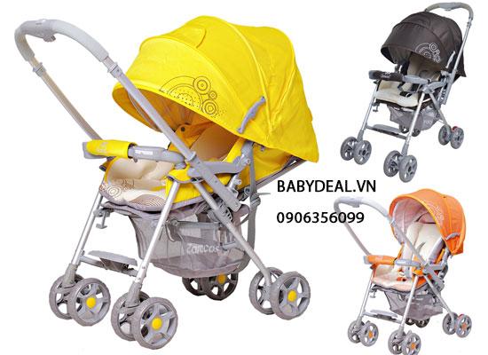 Xe Đẩy Zaracos 1286 cho bé, shop mẹ và bé, giá rẻ tại tp hcm