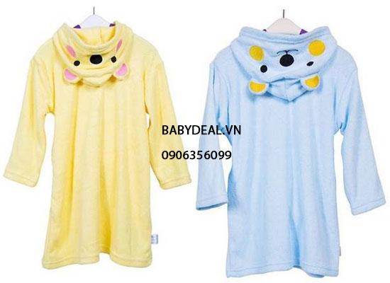Áo Choàng Cho Bé Đi Bơi cho bé, shop mẹ và bé, giá rẻ tại tp hcm