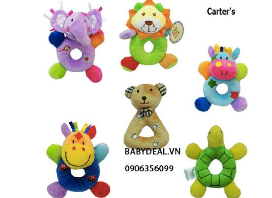 Lục Lạc Thú Bông Carter's cho bé, shop mẹ và bé, giá rẻ tại tp hcm