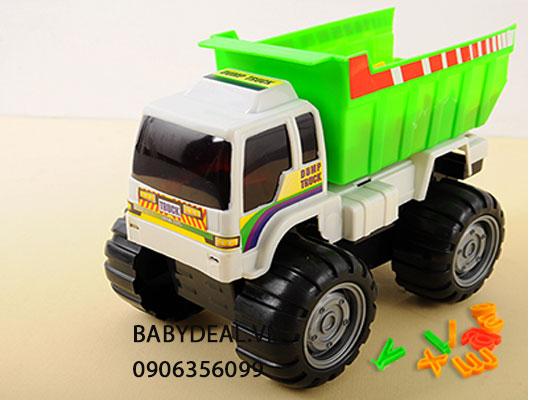 Xe Ben Chở Chữ Cái cho bé, shop mẹ và bé, giá rẻ tại tp hcm