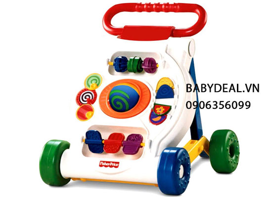 Xe Tập Đi Fisher Price Bright Beginnings Activity Walker cho bé, shop mẹ và bé, giá rẻ tại tp hcm