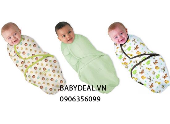 Set 3 Cái Túi Quấn Bé Summer cho bé, shop mẹ và bé, giá rẻ tại tp hcm