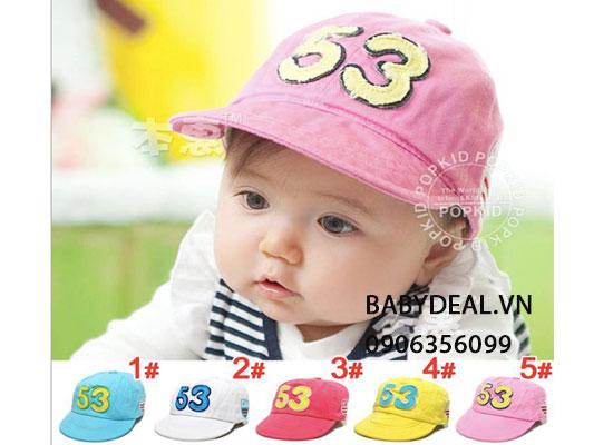 Nón Lưỡi Trai Mềm Cho Bé cho bé, shop mẹ và bé, giá rẻ tại tp hcm