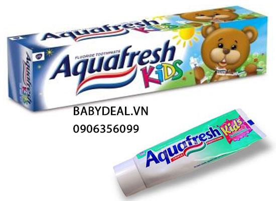 Kem Đánh Răng Aquafresh Kids cho bé, shop mẹ và bé, giá rẻ tại tp hcm