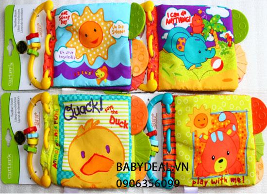 Sách Vải Ngậm Nướu Carter's cho bé, shop mẹ và bé, giá rẻ tại tp hcm