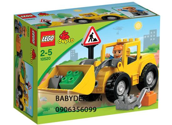 Lego Duplo - Xe Xúc Lớn