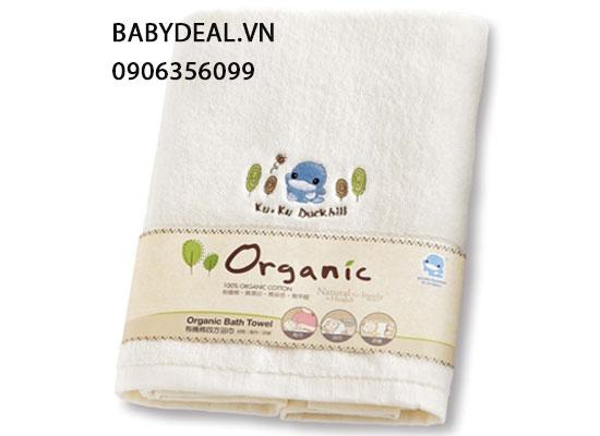 Khăn Tắm Kuku Organic 2370