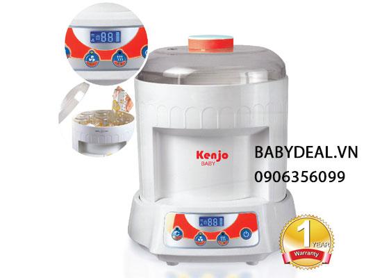Máy Tiệt Trùng và Sấy Khô Bình Sữa Kenjo