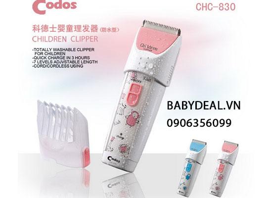 Tông Đơ Cắt Tóc Codos CHC 830