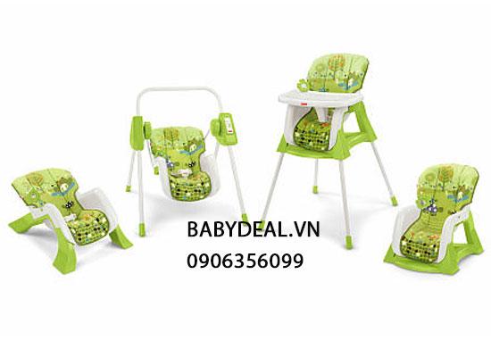 Ghế Đa Năng Fisher Price M3644 cho bé, shop mẹ và bé, giá rẻ tại tp hcm