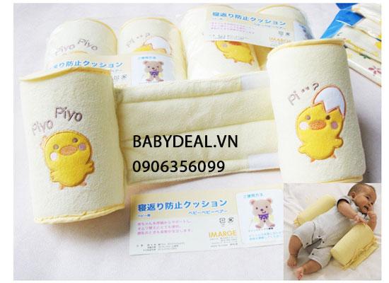 Gối Chặn Piyo Piyo Xuất Nhật cho bé, shop mẹ và bé, giá rẻ tại tp hcm
