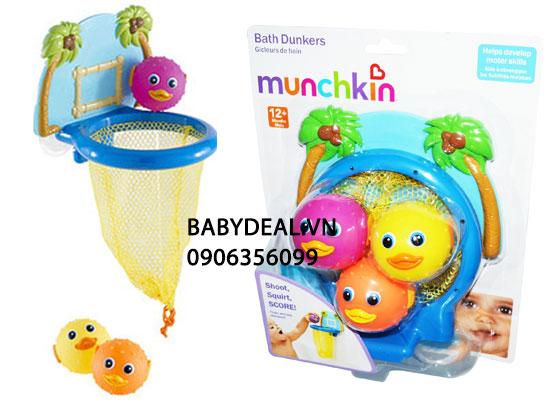 Đồ Chơi Bóng Rổ Munchkin cho bé, shop mẹ và bé, giá rẻ tại tp hcm