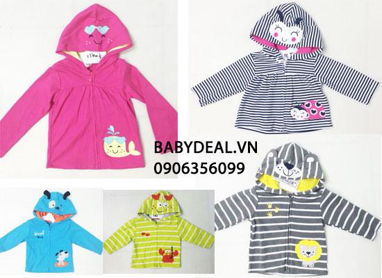 Áo Khoác Carter's Thái Lan Cho Bé 0-24 Tháng (Nhiều Mẫu) cho bé, shop mẹ và bé, giá rẻ tại tp hcm