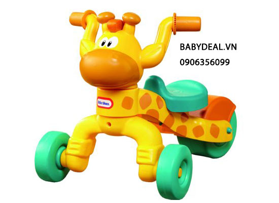 Xe Chòi Chân Little Tikes Go & Grow Lil' Rolling' Giraffe