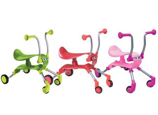 Xe Nhún Smart-Trike Springo