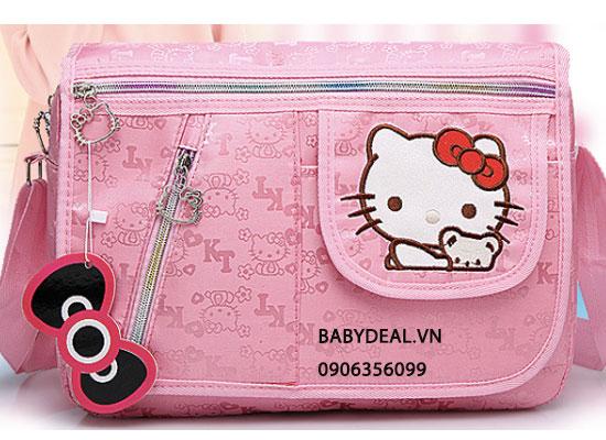 Túi Xách Hello Kitty Cỡ Lớn cho bé, shop mẹ và bé, giá rẻ tại tp hcm